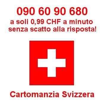 Cartomanzia al telefono Svizzera